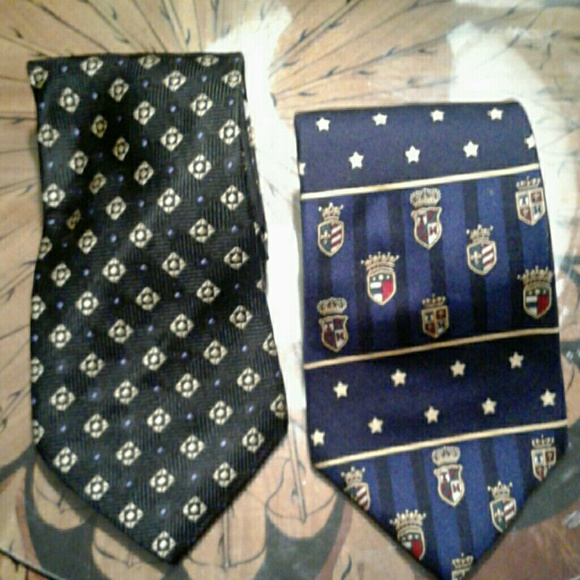 Tommy Hilfiger Other - Two Tommy Hilfiger ties